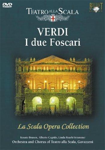 Verdi: I Due Foscari – La Scala Opera Collection [DVD] [2007] [NTSC]