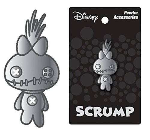 Scrump Doll Costume (Disney Pewter Lapel Pin: Scrump)