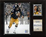 NFL Terry Bradshaw Pittsburgh Steelers Player Plaque