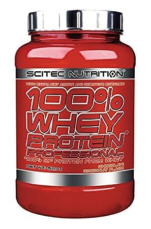 Scitec Nutrition Whey Protein Professional proteína chocolate-coco 920 g: Amazon.es: Alimentación y bebidas