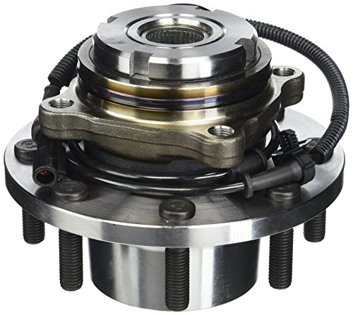 (Timken 515025 Axle Bearing and Hub Assembly)