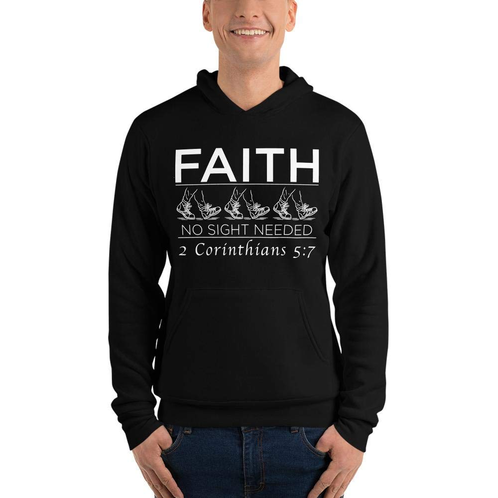 Faith Unisex Hoodie