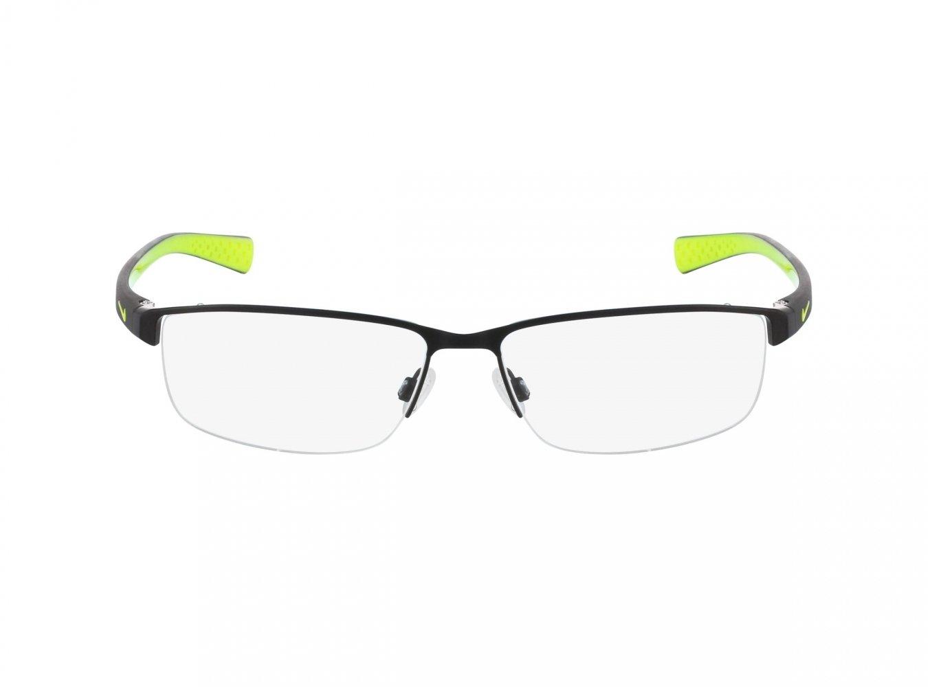 Eyeglasses NIKE 8098 015 SATIN BLACK-ANTHRACITE