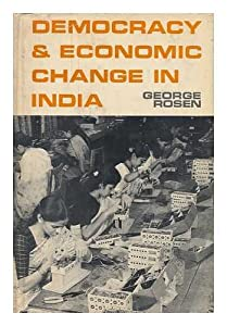 Hardcover Democracy and Economic Change in India Book