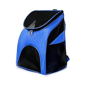 Amazon.com: Bolsa de viaje para mascotas, bolsa para gato ...