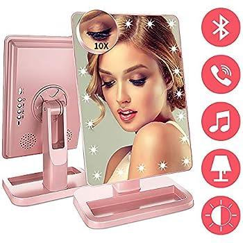 Amazon Com Fenchilin Vanity Mirror With Lights Bluetooth