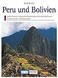 DuMont Kunst Reiseführer Peru und Bolivien