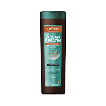 Linha Argan Keratin Capicilin - Condicionador 250 Ml - (Capicilin Argan Keratin Collection - Conditioner