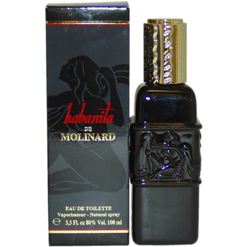 Habanita by Molinard for Women - 3.3 Ounce EDT Spray
