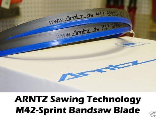"93/"" 7/'-9/"" x 3//4/"" x .035/"" x 14N Carbon Wood Band Saw Blade 1 Pcs"