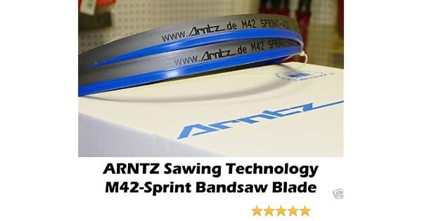 "118/"" x 1//2/"" x .025/"" x 14N Band Saw Blade M42 Bi-metal 1 Pcs 9/'-10/"""