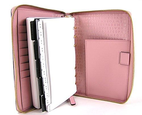 Kate Spade Zip Around Personal Organizer Grove Street Pink Bonnet by Kate Spade New York (Image #6)'