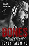 BONES BREAK. HEARTS MEND. LOVE ALWAYS WINS….As a trauma surgeon and the club doctor for the Gods of Chaos MC, I've seen it all.But when gorgeous, red-headed Daisy shows up in my emergency room, battered and bruised, I'm ready to make the sons...