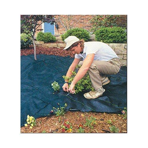 Dewitt 20YR4250 20 Year Weed Barrier Landscape Fabric, 4-Feet by DeWitt