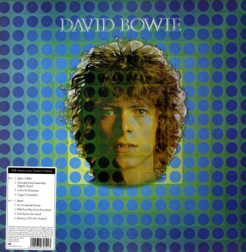 David Bowie - Space Oddity [Vinyl] - Amazon.com Music