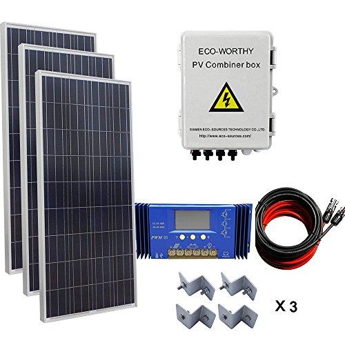 450 watt solar panel - 5