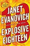 Hardcover Explosive Eighteen Book