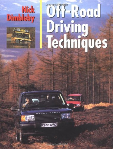 Offroad Driving Techniques