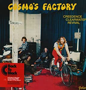 creedence clearwater revival cosmo 39 s factory vinyl music. Black Bedroom Furniture Sets. Home Design Ideas