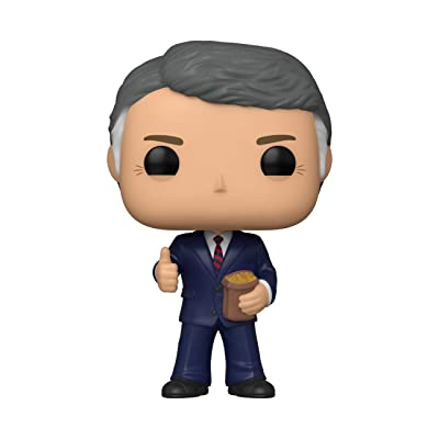 Funko Pop!: AD Icons - Jimmy Carter, Multicolor: Toys & Games
