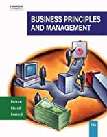 Business Principles and Management, 12th Edition Front Cover