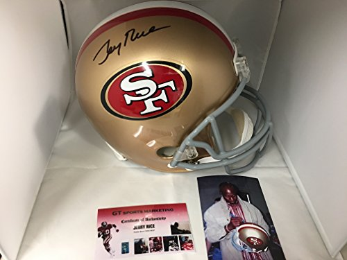 jerry rice signed - 1