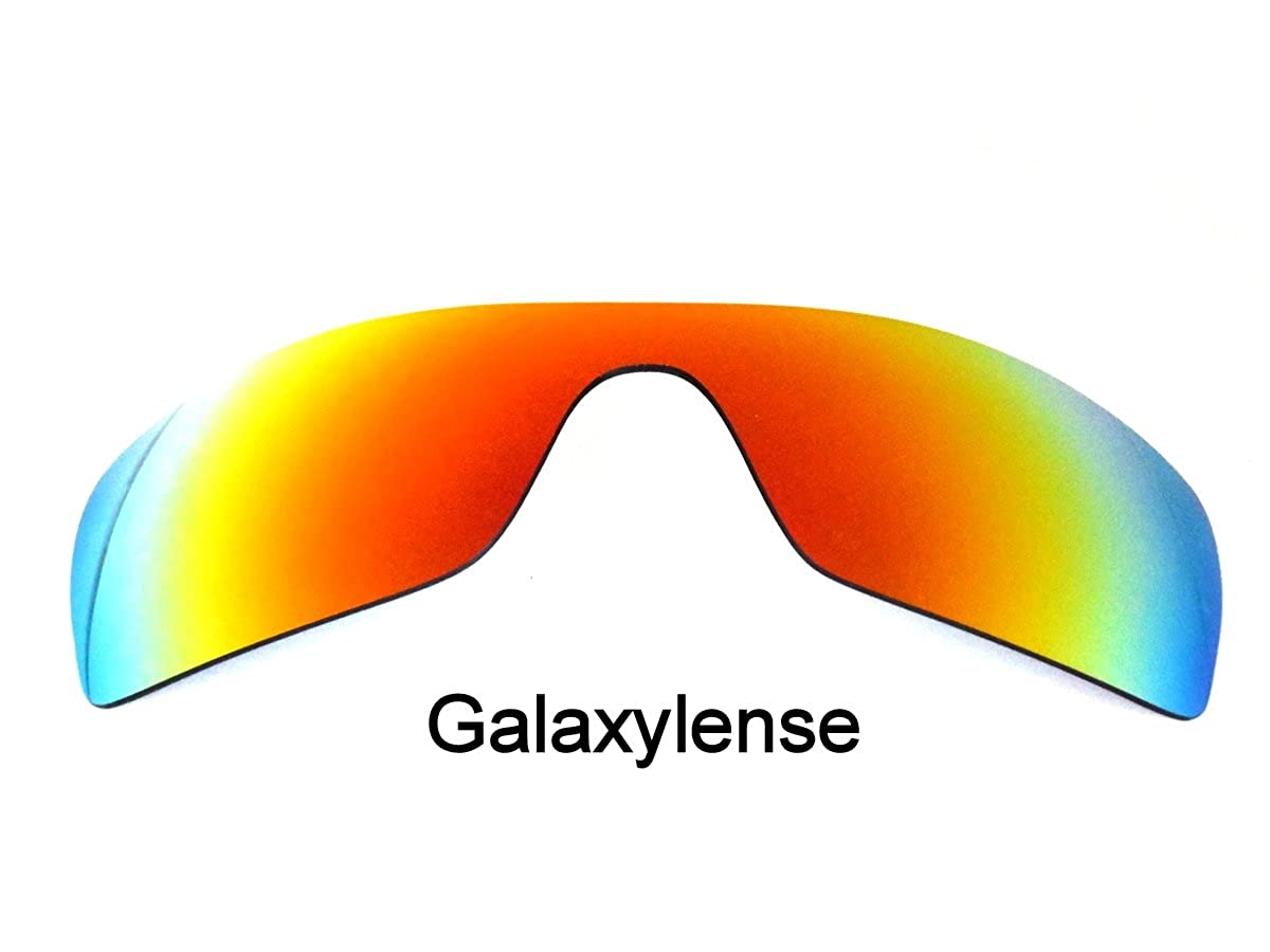 Galaxy Replacement Lenses For Oakley Batwolf Polarized Multiple-Option Available (Black, Standard) at Amazon Mens Clothing store: