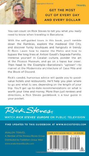 Rick Steves' Barcelona