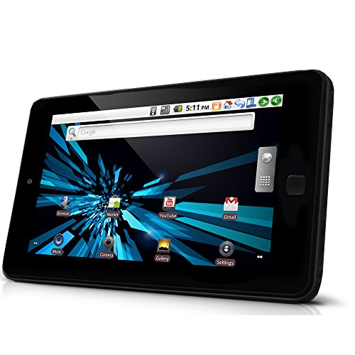 1.5GHz 512MB 4GB 7 Touchscreen Tablet Android 4.0 w/HDMI (Black)
