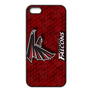 Custom Atlanta Falcons Back Cover Case for iphone 5,5S JN5S-1682