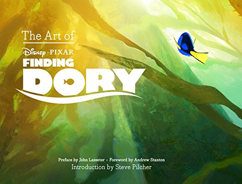 The Art of Finding Dory cover