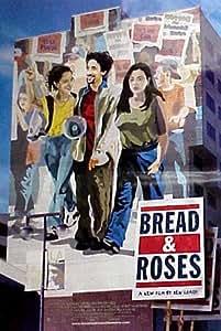 """Pan y rosas una película por Ken Loach 27""""x40"""" Póster de la película"""