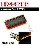 HD44780 Character LCD's