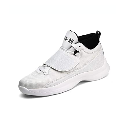 8a3d7f8e75f32 Amazon.com: Hy Men's High-top Basketball Shoes 2018 New Spring/Fall ...