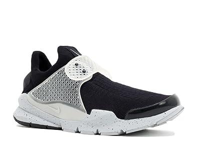 low priced 36fd8 cfe90 Nike Mens Sock Dart SP/Fragment Black/Cement Grey Mesh Cross  Training/Running