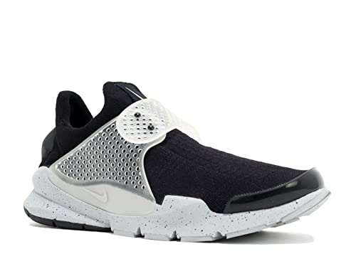 buy popular 0da37 3eda4 Nike Sock Dart Black Grey Cement Oreo Fragment Trainer Size ...