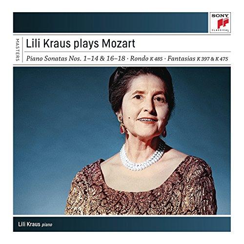 Lili Kraus Plays Mozart Piano ...