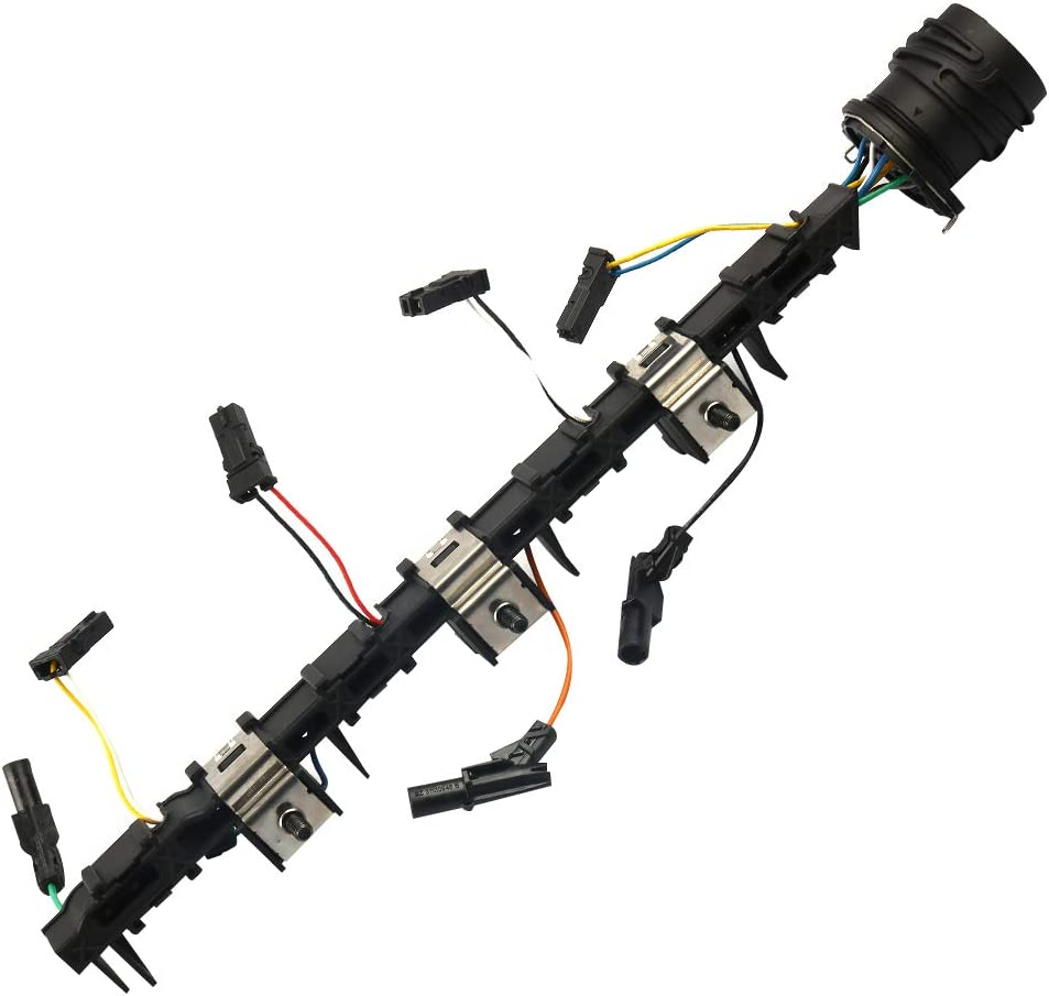 Leitungssatz Pumpe Düse 2 0 Tdi 170 Ps Tdi Kabelbaum Einpritzdüse Adapter 4 Zylinder Tdi Pumpe Düse Motor 03g971033m Auto