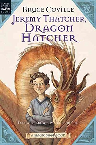 Download [Jeremy Thatcher, Dragon Hatcher] (By: Bruce Coville) [published: November, 2007] pdf epub
