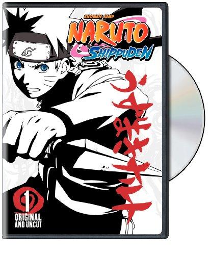 Naruto Shippuden, Vol  1