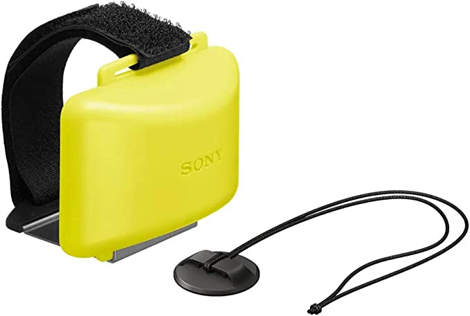 Sony Aka Fl2 Schwimmer Action Cam Gelb Kamera