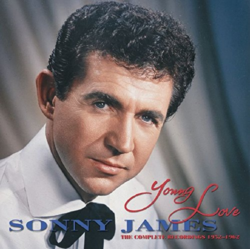 Young Love: The Complete Recordings 1952-1962 by James, Sonny