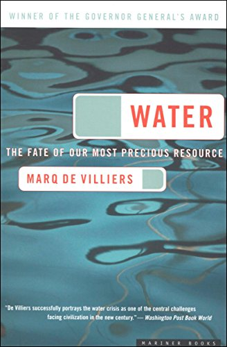 Water: The Fate of Our Most Precious Resource cover