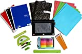 Back to School Supplies Bundle of 31 Pieces Junior High, High School, College