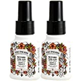Poo-Pourri, Before-You-Go Bathroom Spray, Tropical Hibiscus - 1.4 oz, 2 Pack