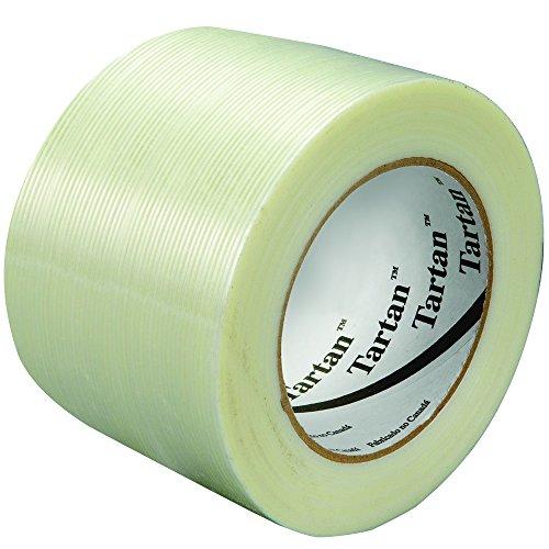 3M T91889346PK Filament Tape, 3
