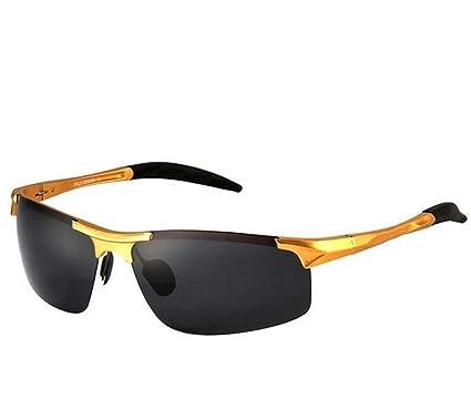 SHULING Gafas De Sol Nuevo Y Elegante Desplazamiento Óptico ...
