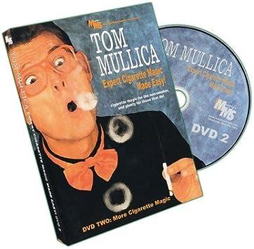 DVD Expert Cigarette Magia Fácil! (Vol.2) - Tom Mullica: Amazon.es: Juguetes y juegos