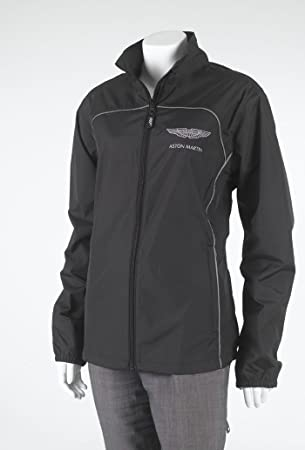 Aston Martin James Bond 007 Ladies Black Lightweight Rain Resistant