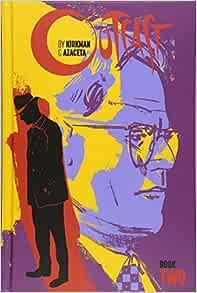 ILT Hardcover by Kirkman El... ; Breitweiser Outcast 3 Paul Robert; Azaceta